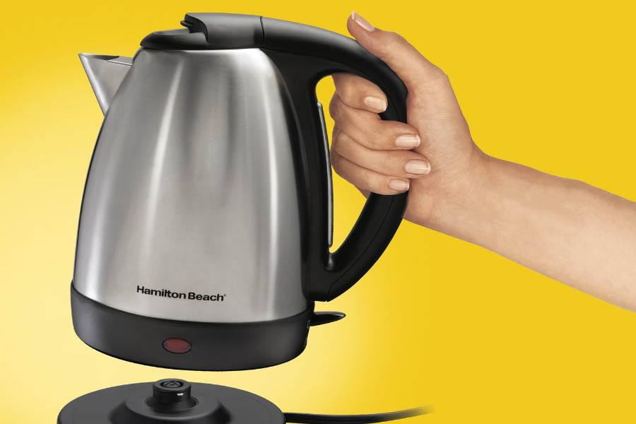 Hamilton Beach Electric Kettle Review