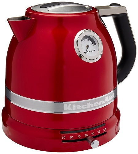 Best Electric Tea Kettle For The Money - KitchenAid KEK1522CA Kettle