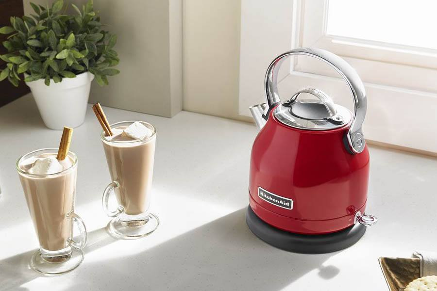 KitchenAid Electric Tea Kettle Review