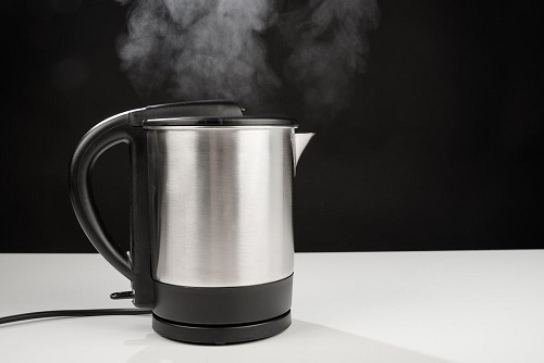 Automatic Shutoff of a tea kettle